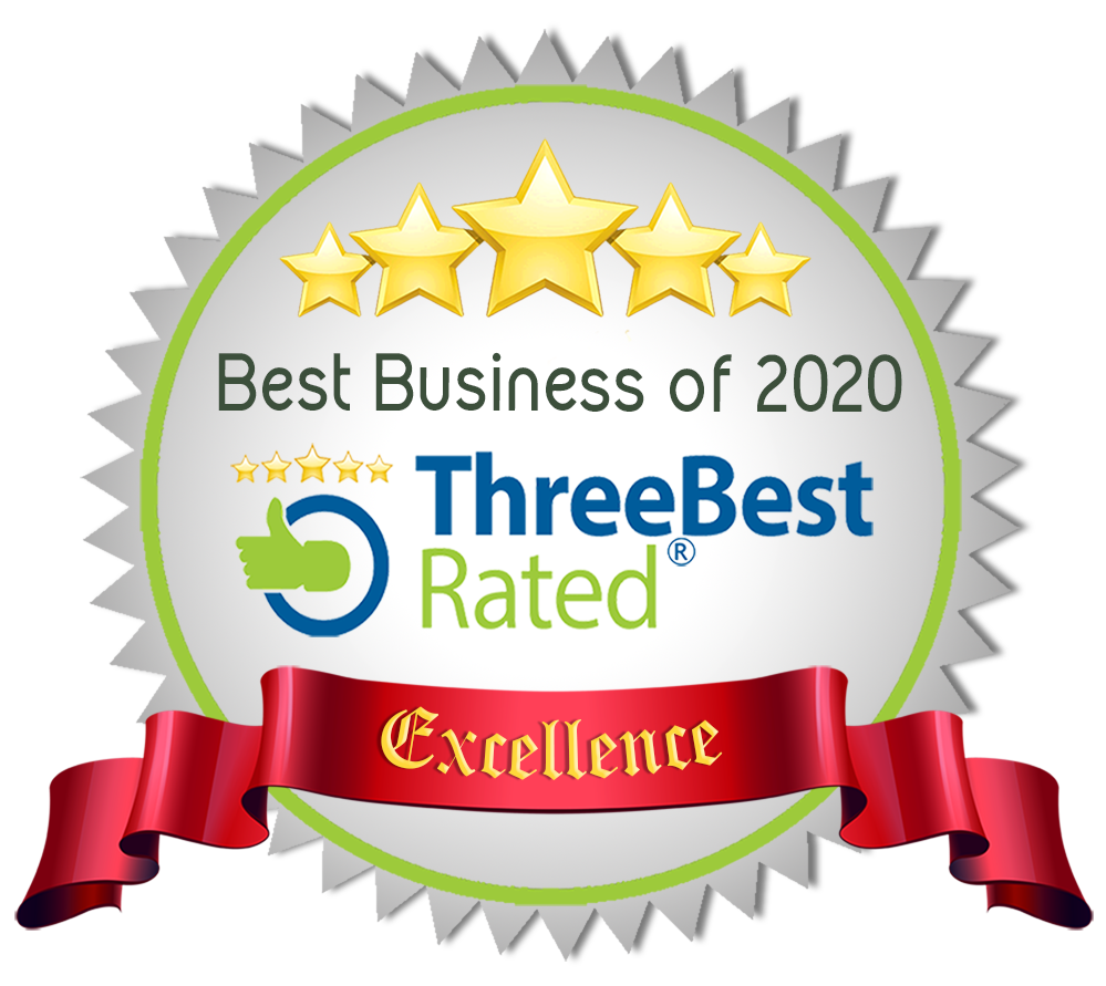 ThreeBest Rated - Best Business of 2020