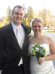 Corinne and Brian