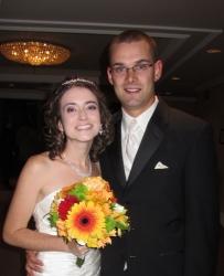 Nicole and Eric