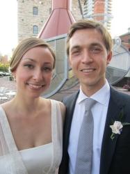 Danielle and Mark