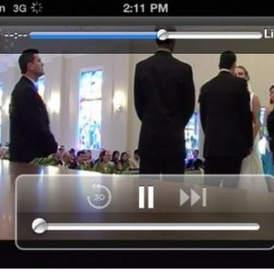 Streaming your Ceremony? Of Course!