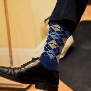 But I Don't Own Any Black Socks?