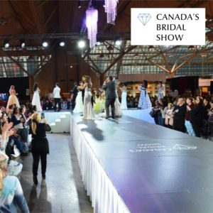 You + Me + Wedding = Wedding Shows in person!